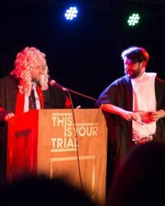 Tim FitzHigham & Thom Tuck